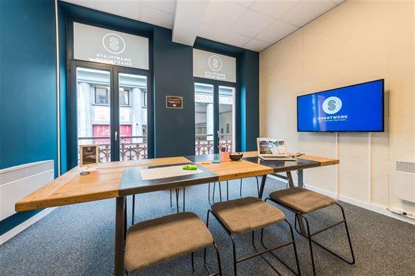 Agence Optimum Liège RUE DU FOSSÉ AUX LOUPS 11 - BUREAU - BRUXELLES